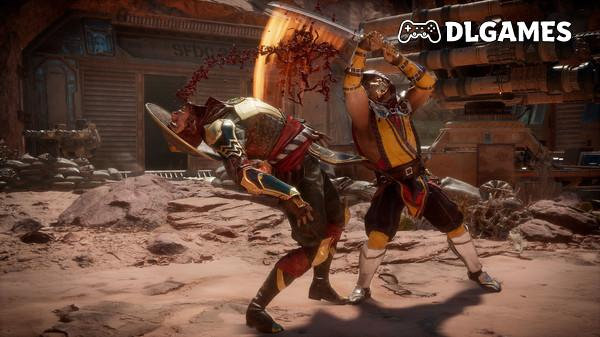 Download Mortal Kombat 11 empress Full Cracked Direct Links DLGAMES - Download All Your Games For Free