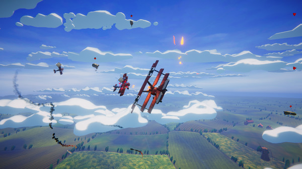 Download Red Wings Aces of the Sky Incl DLC-DARKSiDERS 2020 Direct Links DLGAMES - Download All Your Games For Free