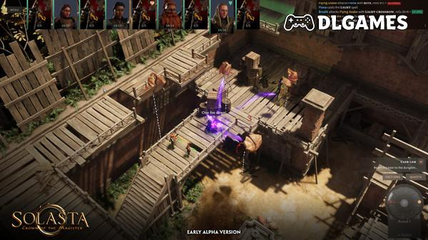 Download Solasta Crown of the Magister Early Access Cracked Full Direct Links DLGAMES - Download All Your Games For Free