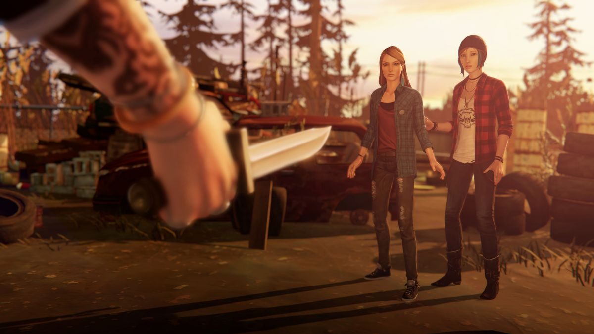 Download Life is Strange Before The Storm Limited Edition PS4 Arabic