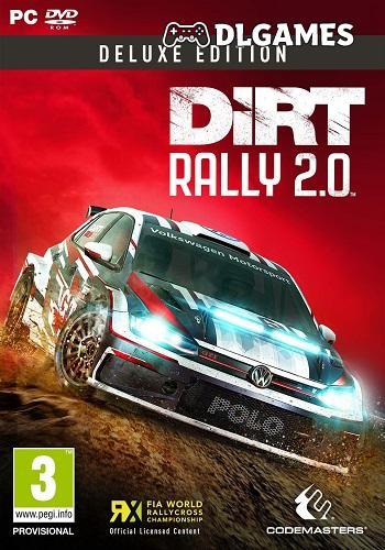 Dirt Rally 2 Deluxe Edition Repack