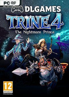 Trine 4 The Nightmare Prince Melody of Mystery