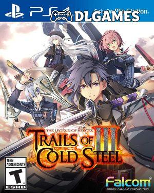 The Legend of Heroes Trails of Cold Steel 3 PS4 CUSA15119 USA