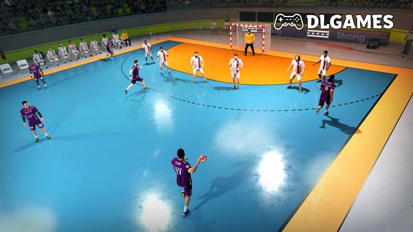 Download HANDBALL 21 P2P Cracked Direct Links DLGAMES - Download All Your Games For Free