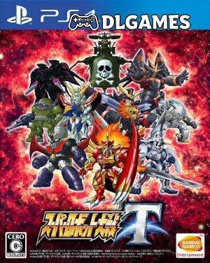 Super Robot War T PS4