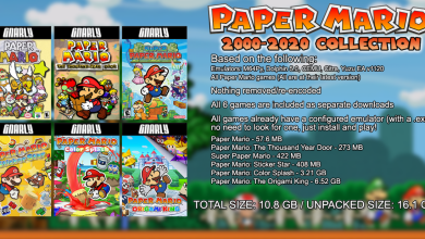 Photo of Download Paper Mario Collection 2000-2020 Gnarly Repacks Direct Links