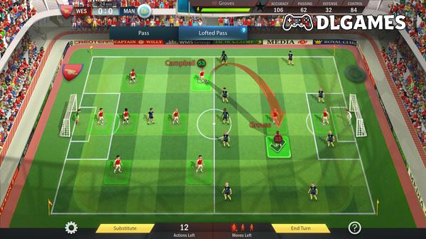 Download Football Tactics and Glory Football Stars 2020 PC Cracked Direct Links DLGAMES - Download All Your Games For Free