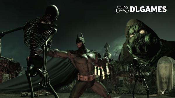 Download Batman Arkham Asylum Game of the Year Edition-GOG Full Cracked Direct Links DLGAMES - Download All Your Games For Free