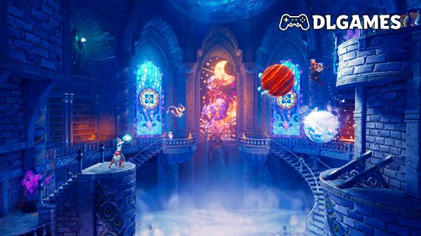 Download Trine 4 The Nightmare Prince Melody of Mystery PC Cracked Direct Links DLGAMES - Download All Your Games For Free