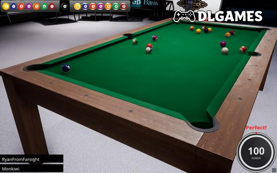 Download Brunswick Pro Billiards 2020 PC Cracked Direct Links DLGAMES - Download All Your Games For Free