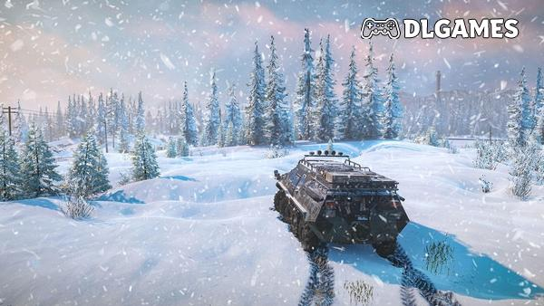 Download Snow Runner Explore and Expand S02 PC Cracked Direct Links DLGAMES - Download All Your Games For Free
