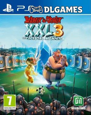 Asterix and Obelix XXL 3 The Crystal Menhir PS4 CUSA16983 – EUR
