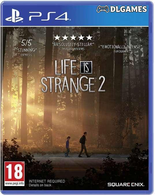 Download Life Is Strange 2 Arabic PS4 Direct Links