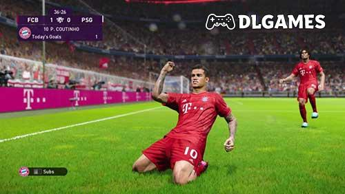Download PES 2021 PS4 HEN 6.72 BITBOX PATCH (PES 2020 Update Season 2021) Direct Links DLGAMES - Download All Your Games For Free