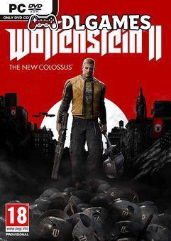 Wolfenstein II The New Colossus-GOG
