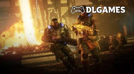 Download Gears 5 v1.1.97.0 + 4 DLCs + Multiplayer Repack Direct Links DLGAMES - Download All Your Games For Free