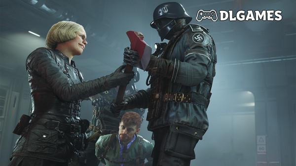 Download Wolfenstein II The New Colossus-GOG Full Cracked PC 2020 Direct Links DLGAMES - Download All Your Games For Free