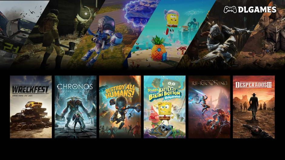 THQ Nordic and Handy Games 2021 Xbox Store Sale