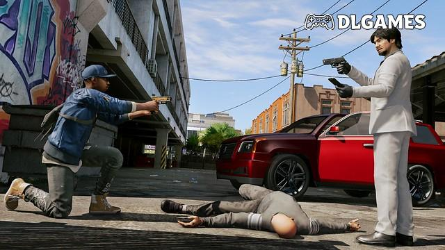 Download Watch Dogs 2 PS4 Arabic CUSA06328 Direct Links