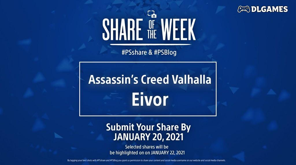 Share of the Week: Assassin's Creed Valhalla DLGAMES - Download All Your Games For Free