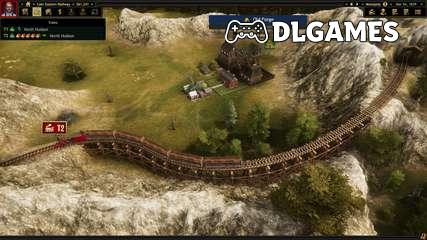 Download Railroad Corporation Deluxe Edition v1.1.12548 + 5 DLCs PC Repack Cracked Direct Links DLGAMES - Download All Your Games For Free