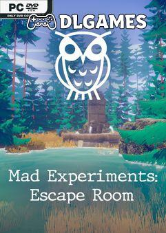 Mad Experiments Escape Room-Chronos