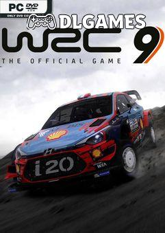 WRC 9 FIA World Rally Championship v1.0.43.4-P2P