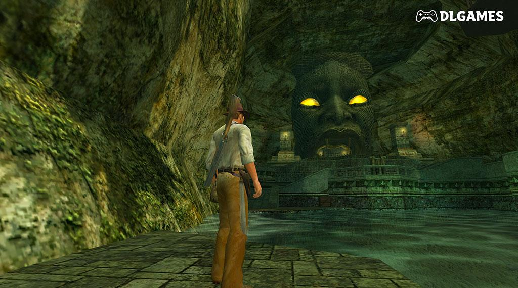 Indiana Jones and the Emperor's Tomb' Screenshot | Emilio Gómez