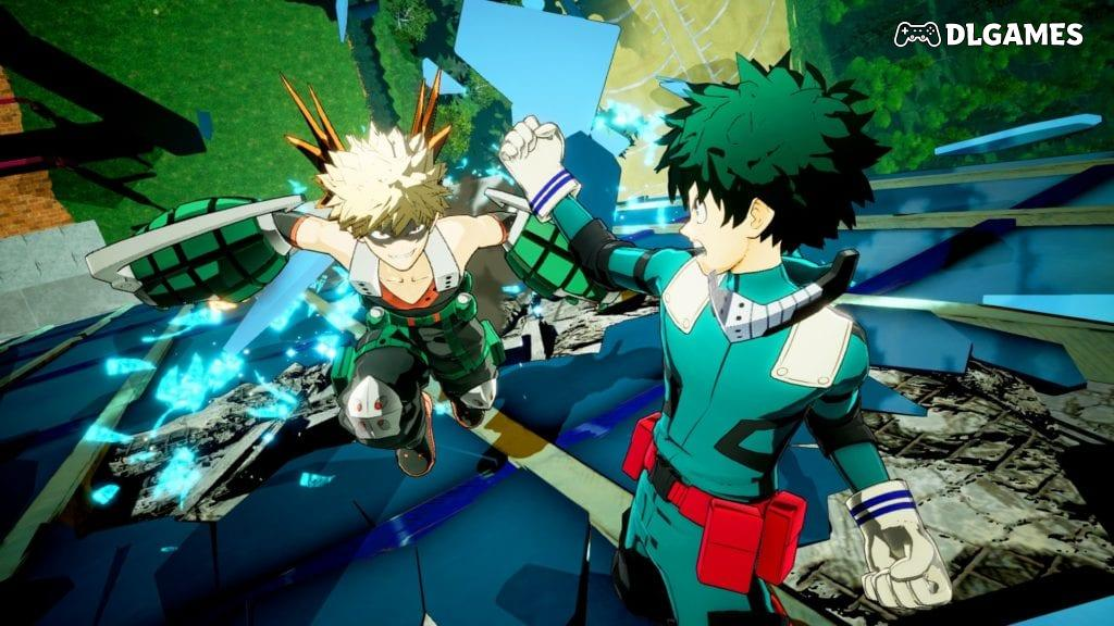 Download My Hero Ones Justice 2 Ps4 CUSA15929 – USA Direct Links