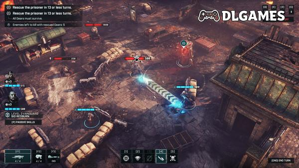 Download Gears Tactics Jacked-CODEX Full PC 2020 Cracked Direct Links DLGAMES - Download All Your Games For Free