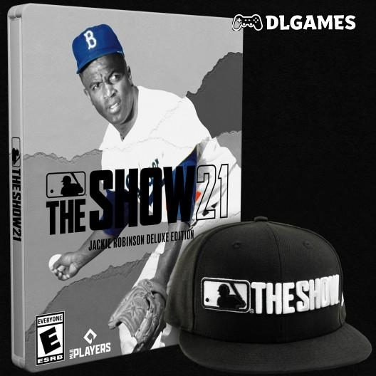 The Legendary Jackie Robinson Graces the Cover of MLB The Show 21: Collector's Editions DLGAMES - Download All Your Games For Free