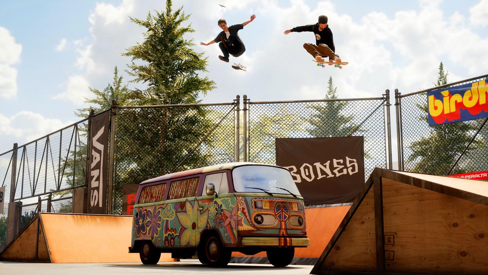 Tony Hawk's Pro Skater 1 + 2 PS5