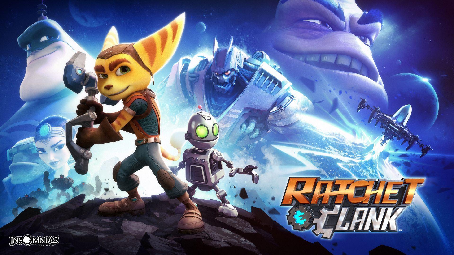 مراجعة Ratchet & Clank - ترو جيمنج