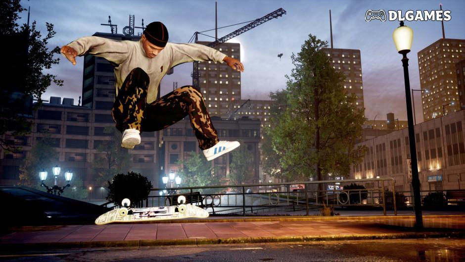 Tony Hawk's Pro Skater 1 and 2: Cross-Gen Deluxe Bundle