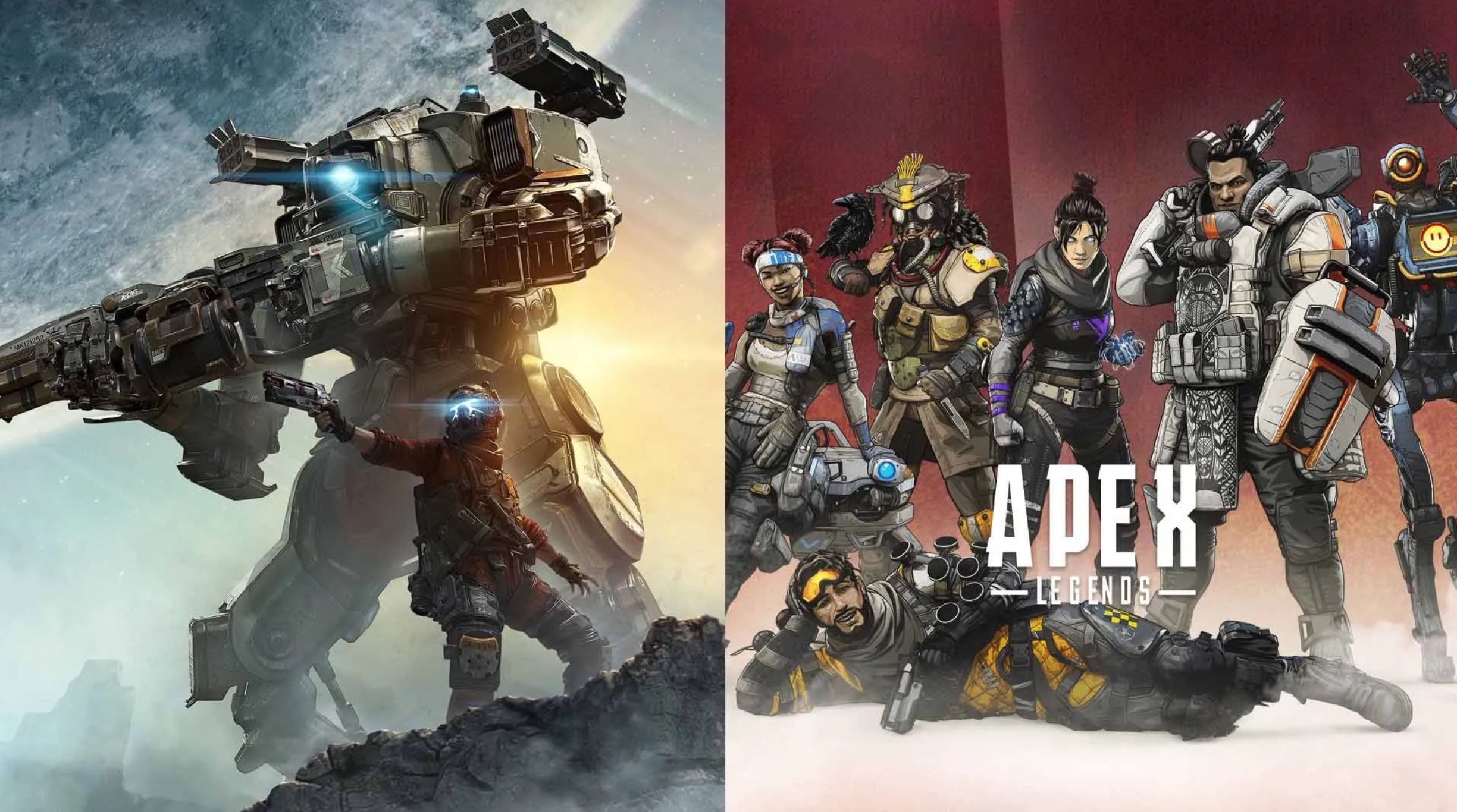 Titanfall 3 and Apex Legend