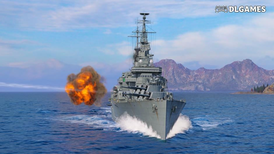 World of Warships: 3.1 Update