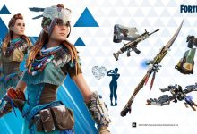 Photo of Aloy Arrives in Fortnite as the latest member of the Gaming Legends series