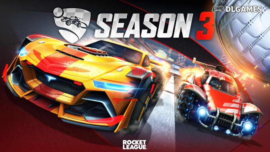 Rocket League - Season 3