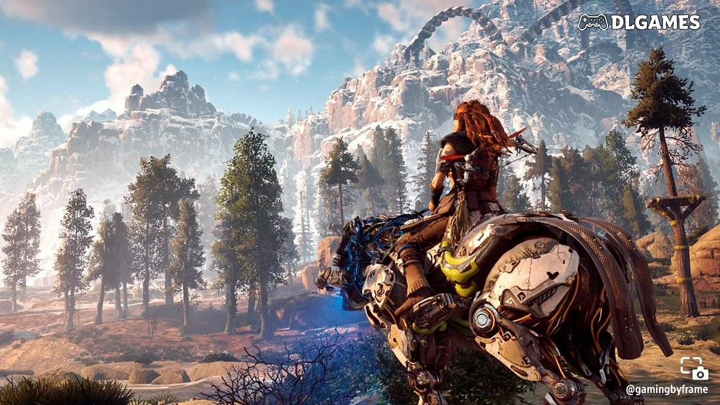 Share of the Week: Horizon Zero Dawn Complete Edition DLGAMES - Download All Your Games For Free