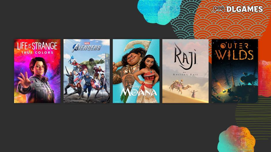 Xbox Celebrates Asian American and Pacific Islander Heritage Month DLGAMES - Download All Your Games For Free