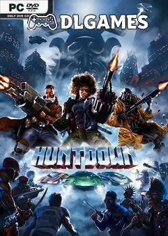 Download HUNTDOWN-Chronos PC Full Cracked Direct Links