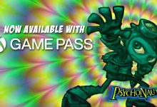 Photo of Psychonauts Available Now with Xbox Game Pass