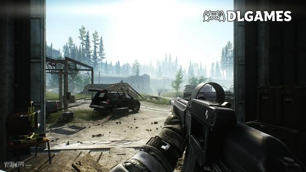Download Escape from Tarkov v0.12.10.2.12192-P2P Full PC Cracked Direct Links DLGAMES - Download All Your Games For Free
