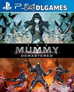 The Mummy Demastered PS4 CUSA09147 – USA