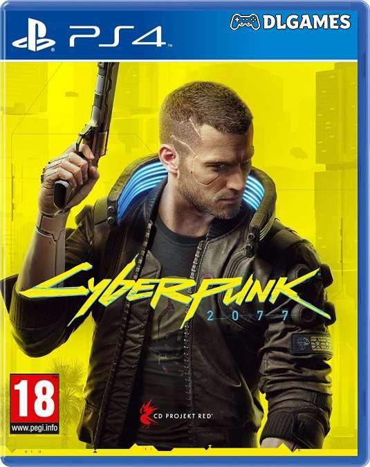 Download Cyberpunk 2077 PS4 CUSA18278  CUSA16579  CUSA16596 Direct Links