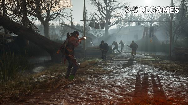 Download Days Gone-FLT 2021 PC Full Cracked Direct Links DLGAMES - Download All Your Games For Free