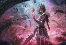 New Smite Goddess: Morgan Le Fay Conjures Dark Magic Over the Battleground DLGAMES - Download All Your Games For Free