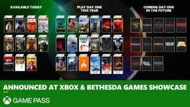 Xbox & Bethesda Showcase: 20+ Day One Games with Xbox Game Pass DLGAMES - Download All Your Games For Free
