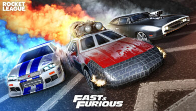 Fast & Furious Content Returns to Rocket League Today DLGAMES - Download All Your Games For Free