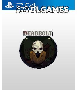 DeadBolt PS4 CUSA05931